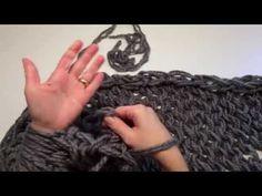 DIY: Rundschal in 30 Minuten - YouTube