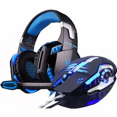 Cheap headset each, Buy Quality headset with microphone directly from China headphones headset Suppliers: EACH Deep Bass Stereo LED Headphone Headset with microphone Professional Gamer+Gaming Optical USB Mouse Game Mice DPI gift Usb, Internet Bar, 17 Kpop, Iphone Holder, Gaming Headphones, Gaming Accessories, Bag Packaging, Gaming Headset, Gaming Setup