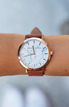 Avalon Marble Watch