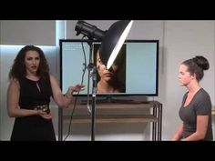 ▶ How to Position a Beauty Dish for Portraits - YouTube