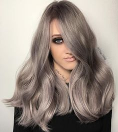 Silver Metallics using @kenra by Guy Tang