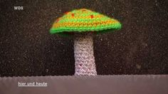 Die Strickguerilla / guerilla knitting / click 4 video