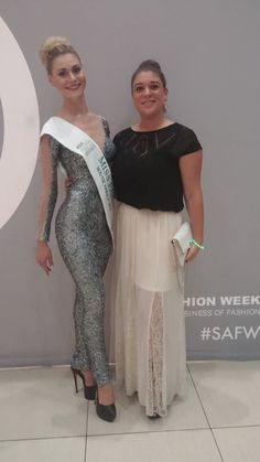 Miss Earth from South Africa 2014-2015