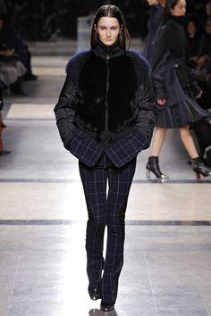 Sacai - www.vogue.co.uk/fashion/autumn-winter-2013/ready-to-wear/sacai/full-length-photos/gallery/949769