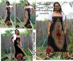 Shielded - A dress/skirt I made this dress for myself when I went to Belize last year. I didn't get a chance to take many pictures in it until today. I also made the shrug, shoes and earrings in this picture. Want more information on anything you see, feel free to email me questions@MyCoCreations.com and sign up to receive our newsletter to stay in the know http://eepurl.com/hL9Ek.  www.MyCoCreations.com http://youtube.com/mycocreations http://facebook.com/mycocreations