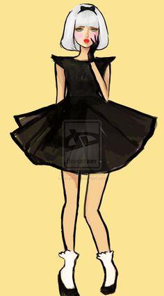 Sabrina by kirachel.deviantart.com on @deviantART
