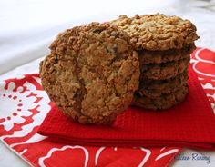 Laura Bush's Cowboy Cookies - best cookies ever....make the larger size cookies!