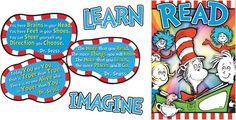 dr seuss decorations for classrooms | dr seuss school decorations | Dr.+Seuss%26trade%3B+Dimensional ...