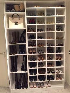 40 Brilliant Shoes Aufbewahrungsideen  40 Brilliant Shoes Aufbewahrungsideen Schuhregal-Ideen – Egal, ob Sie eine großartige Schuhkolle #Aufbewahrungsideen #Brilliant #Shoes