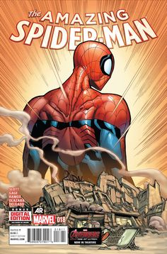 Amazing Spider-Man (2015) Issue #18; I want it!!