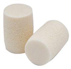 North by Honeywell DeciDamp2 PVC Foam Earplugs