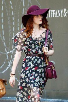 Florence Welch hat bag hat bag love!