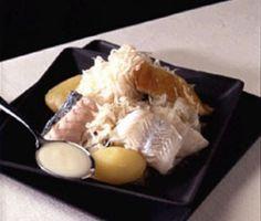 choucroute de poissons