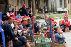 Lung Khau Nhin Market Guided Day Tour On this trip you will visit one of the smallest local markets in the area, which is located in a beautiful landscape. The market opens every Thursday, and still keeps its original aspect ever since it was first opened. Here you will meet the Flower H'mong and Black Dao minorities. Enjoy an afternoon drive through the hidden picturesque valley to Coc Ly, as well as a motor boat cruise on the Chay River! Make the best of your stay in V...