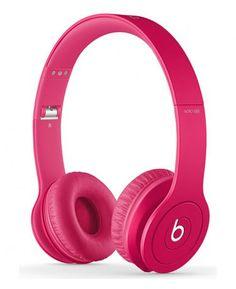 Beats By Dr.Dre  Solo HD Matte Pink - ToneMove - 169 € TTC - Casque audio by ToneMove