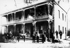 California History - Calaveras County - Angels Camp - Angels Hotel