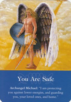 Archangel Oracle Cards By Doreen Virtue Doreen Virtue, Angels Among Us, Angels And Demons, Male Angels, Angel Protector, Archangel Prayers, Archangel Raphael, Angel Quotes, I Believe In Angels