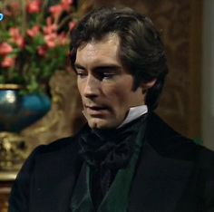 Timothy Dalton as Rochester in the BBC's 1983 production of Jane Eyre (TLE)
