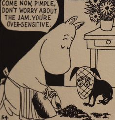 Tove Jansson. Moomin Valley, Tove Jansson, Cbt, Cartoon Shows, Little My, Quote Aesthetic, All Art, Finland, Childrens Books