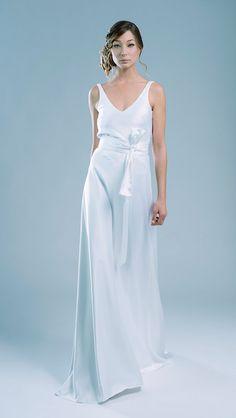 Cadenza luxurious lace wedding dress 2 in 1 от PetiteLumiereCo