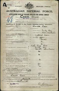 Schmidt ernest lewis : service number - 35087 : place of birth - north melbourne vic Next Of Kin, Christian Names, Newcastle Nsw, Love Dating, What Is Your Name, National Archives, James Brown, Romance Movies, Military Service