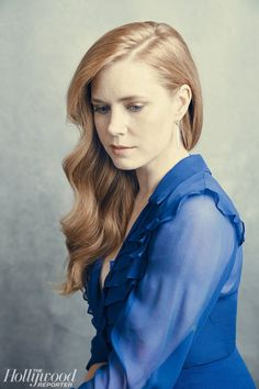Stunning portrait from the hollywood reporter