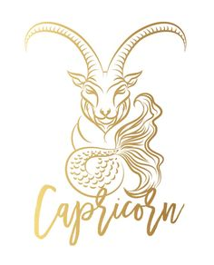 The Sea Goat Capricorn