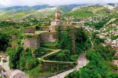 Gjirokastra Castle Albania