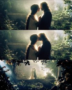 Aragorn & Arwen, The Fellowship of the ring