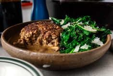 Salisbury Steak · i am a food blog