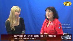 Torrado intenso: Programa 8 Invitada: Vanina Ridner Tema: Amarnos a nosotros mismos