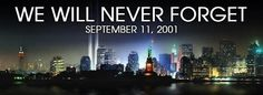 Each year at this time, we pause and remember the events of September 11, 2001: The Day the world changed forever. The Foxboro Jaycees have held five memorials since that day and we encourage you to take a few moments on 9/11/2017 to stop what you are doing, and just remember. We will never forget what happened that day. We will always love and remember those we lost. And in this new age of violence, we pray and hope for peace. #FoxboroJaycees #September11  Click here for images of these…