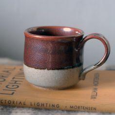a new old coffee mug