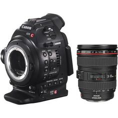 Will work for camera  Canon EOS C100 Cinema EOS Camera with 24-105mm f/4L Lens