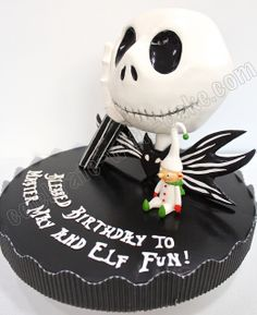 tim burton cakes | posted by veronica yang at 11 57 am email this blogthis share to ...