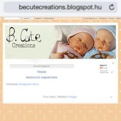 My blog! =) becutecreations.blogspot.com