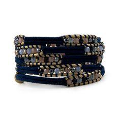 awesome Chan Luu bracelet to make:)