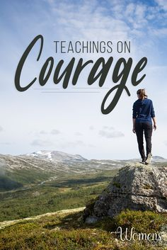 Here are some teaching and bible study outlines on the topic of Courage to help you prepare for your next small group meeting!