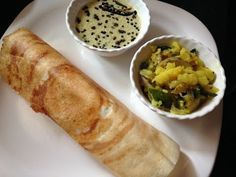 How To Make Masala Dosa - A Popular South Indian Breakfast Recipe