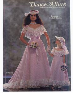 1980s Style Wedding Dresses, Vintage Bridesmaid Dresses, Elegant Wedding Dress, Designer Wedding Dresses, Vintage Dresses, 1980s Wedding, Bridesmaids, Pretty Dresses, Beautiful Dresses
