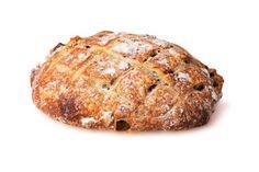 Orechový celozrnný chlieb
