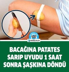 Wrapped potatoes in his leg, slept 1 hour later Fitness Tips, Fitness Motivation, Health Fitness, Marathon Training, Natural Health Remedies, Olay, Good To Know, Health And Beauty, Health Tips