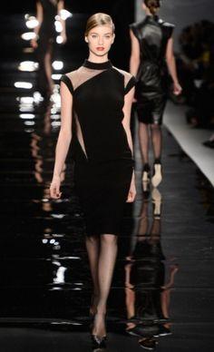 Reem Acra, Mercedes-Benz Fashion Week : Fall 2013