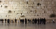 Religion: This is a picture of The Western Wall. This is important because it is one of the jews holiest places in Israel. Jewish people believe in one god and that god created the universe. Jews read from the torah which offers a way of life for jews to live. At the age of 12 and 13 jewish kids get the opportunity to read from the torah and become a bar/bat mitzvah. Jews usually go and pray in temples for help or in personal need. Israel accounts for 50% or more of the jewish religion.