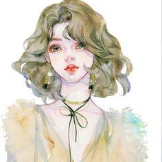 42 Ideas For Drawing Faces Cartoon Hair Illustrations Hair Illustration, Kawaii Illustration, Cartoon Hair, Sad Art, Learn Art, Drawing Poses, Anime Art Girl, Pretty Art, Beauty Art