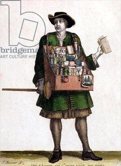18th Century Stationer?