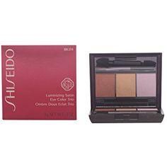 Shiseido Luminizing Satin Eye Color Trio -  #Eyeshadow