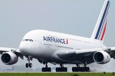 blogdetravel: Airbus-ul A380 Air France aterizează la Mexico Cit...
