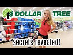 (73) $1 Dollar Tree Secrets from an Organizing Pro! (new products!) - YouTube Dollar Tree Finds, Dollar Tree Decor, Dollar Tree Crafts, Dollar Tree Organization, Organization Hacks, Organizing, Storage Hacks, Storage Ideas, Dollar Store Hacks