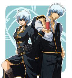 Ginko & Gintoki